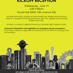 Bicycle Urbanism Symposium at the University of Washington June 19-22