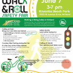 Kirkland Walk & Roll Safety Fair is this Friday!