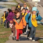 Volunteer in Spokane: Walking School Bus Program