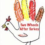 Two Wheels After Turkey Bike Ride in Spokane: < 25 Miles