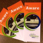 Drive Aware: Tips for sharing the road with people on foot or bike