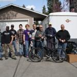 Spokane Bicycle Club helps keep Reardan rolling