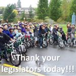 Washington State Transportation Package Puts Biking Dollars at All-Time High