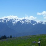 Riding to the Top of the Olympic Peninsula on Hurricane Ridge