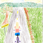 Vote for Washington State Entry in National Bicycle Poster Contest!