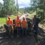 Rail-Trail Surface Improved Along Curlew Lake