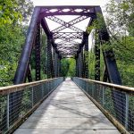 Willapa Hills Rail-Trail Links Chehalis to Pe Ell