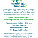 Help Elect Leaders who Share a Vision of Communities Connected by Bike