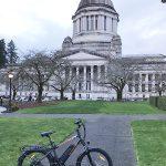 Olympia Update: A Big Week for Bikes!