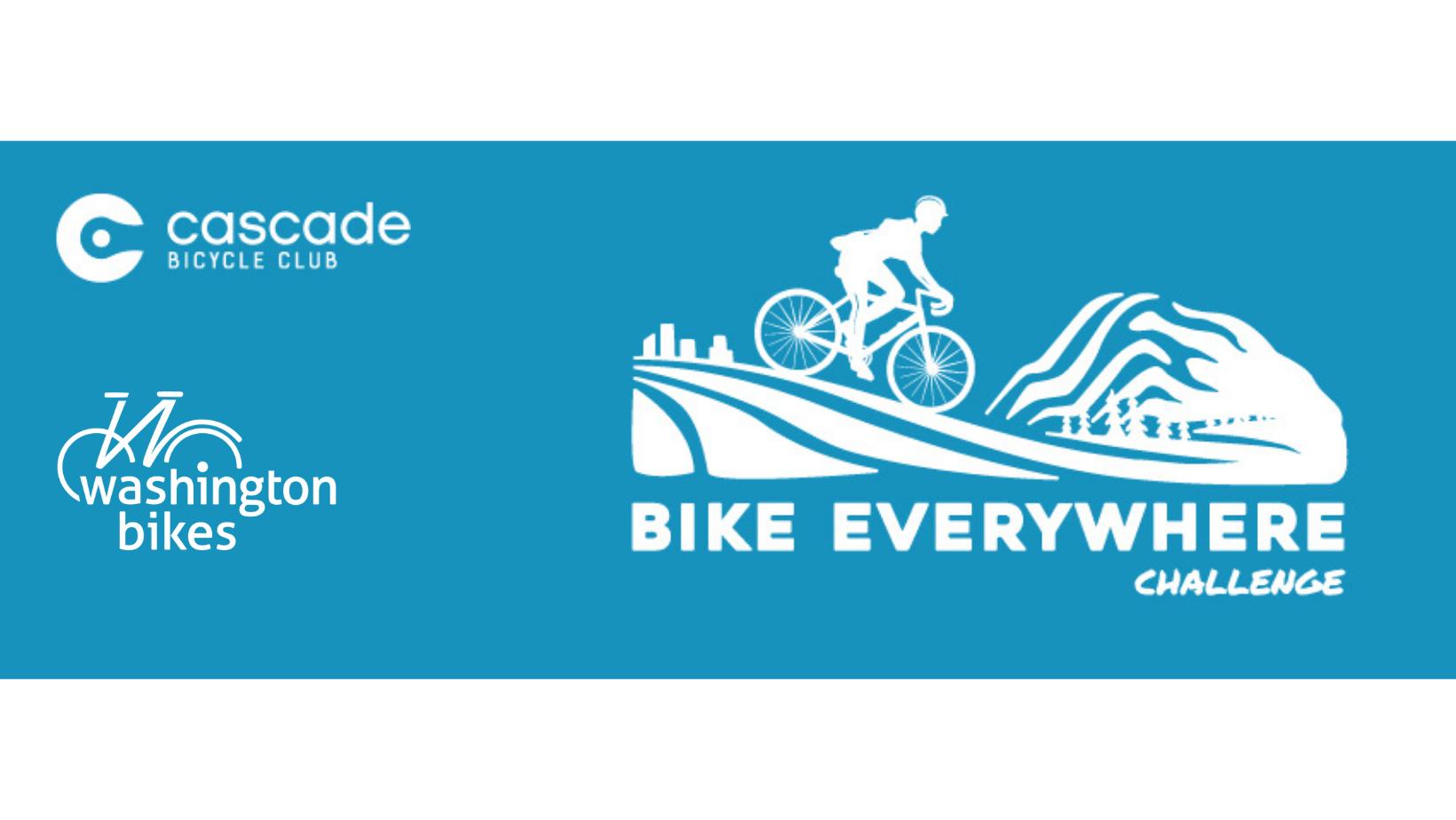 Bike Everywhere Logo for Facebook covers